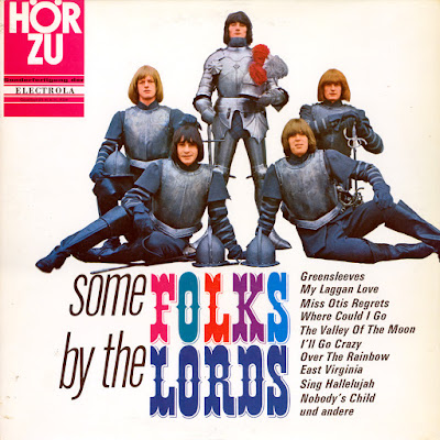 The Lords - Some Folks By The Lords (1966)