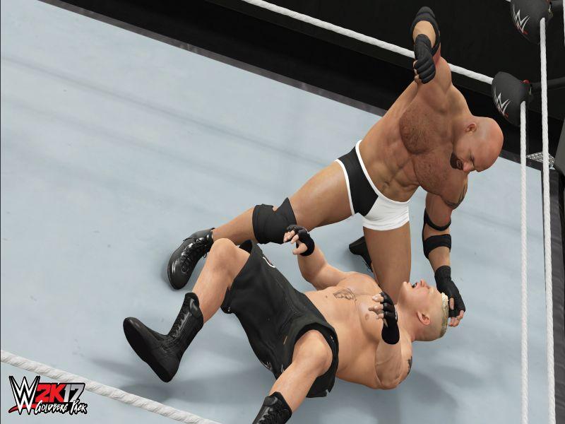 Download WWE 2K17 Game Setup Exe