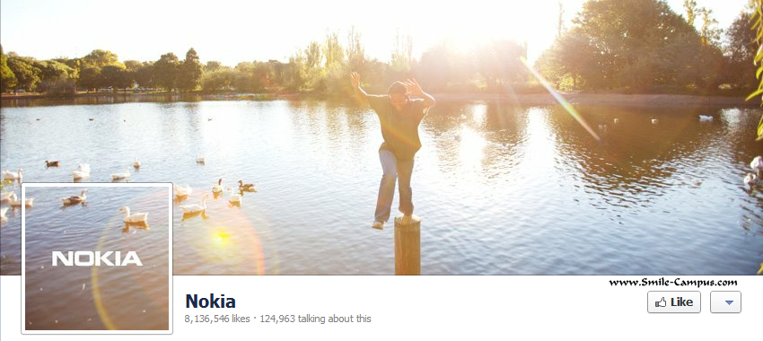Nokia on Facebook