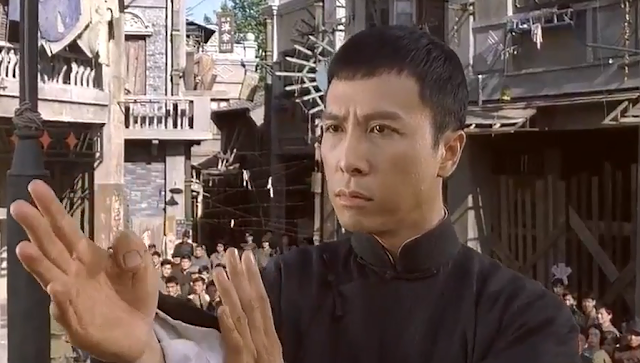 Donnie Yen leads upcoming film the Sleeping Dogs