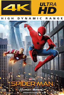 Spider-Man de regreso a casa (2017) 4K UHD Latino