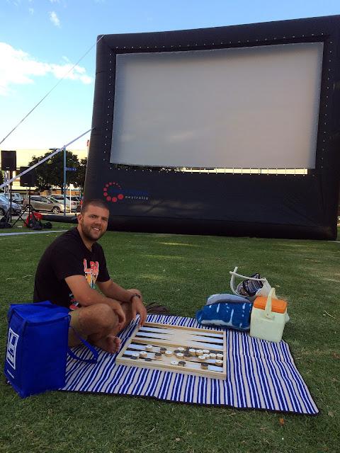Port Macquarie Hastings Council Moonlight Cinema