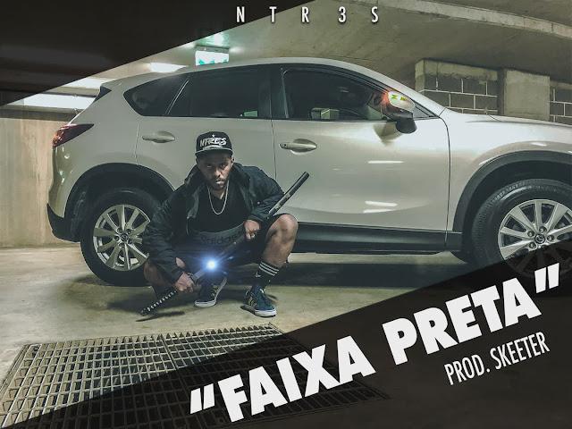 """NTRES lança o clipe """"FAIXA PRETA"""""""