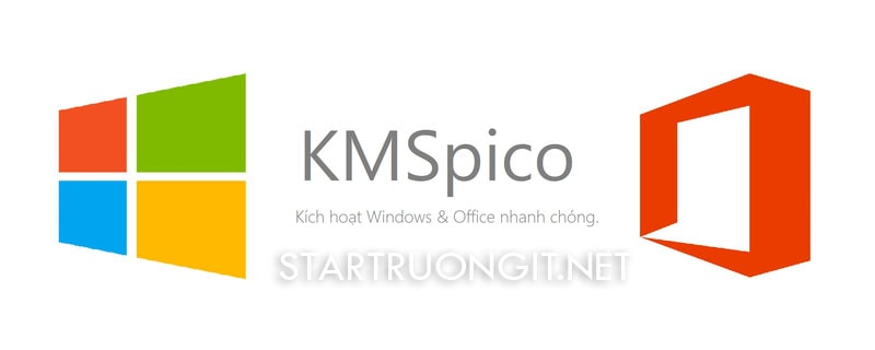 Crack Windows 10 và Office mới nhất với KMSpico