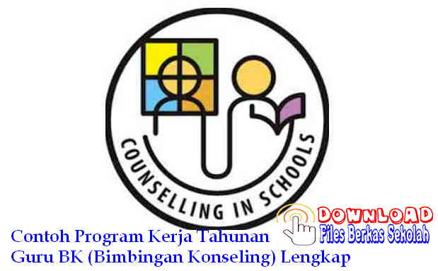 Download Contoh Program Kerja Tahunan Guru BK