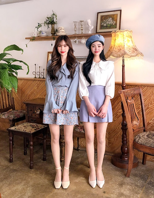 Korean Twin Fashion 092519