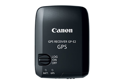 Canon GP-E2 GPS Receiver Driver Download Windows, Mac