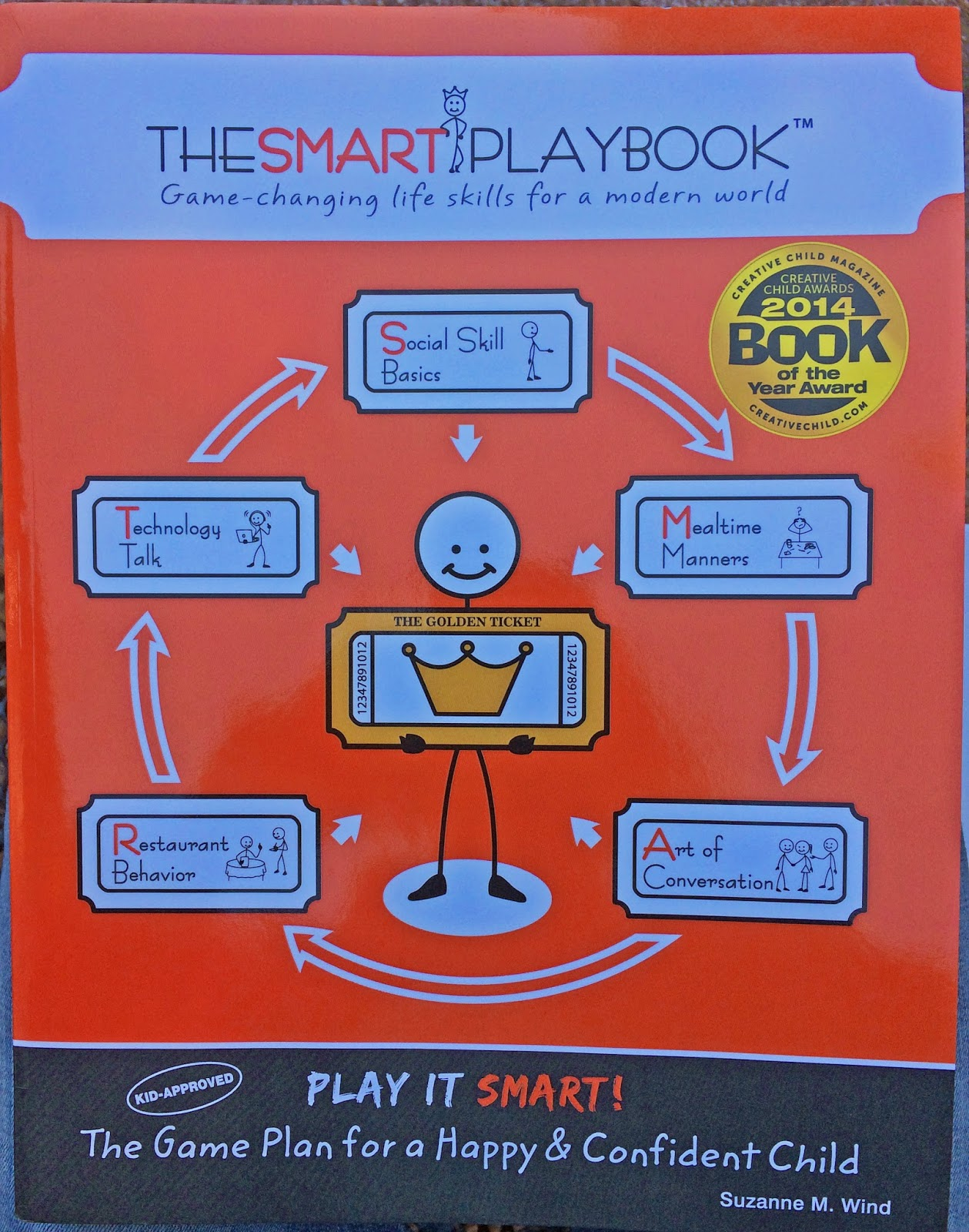 #thesmartplaybook #book #review social skills and manners