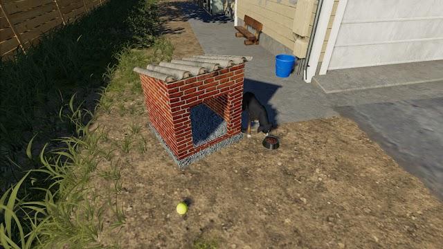 Casa de Tijolos para Cães PC/Mac - XB1/PS4