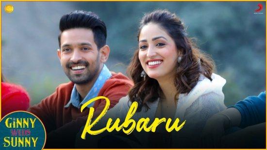 Rubaru Lyrics Ginny Weds Sunny | Yami X Vikrant | Kamal Khan