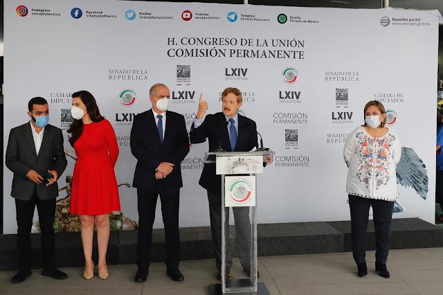 Juan Carlos Romero invita al Presidente a construir una agenda que mejore el país