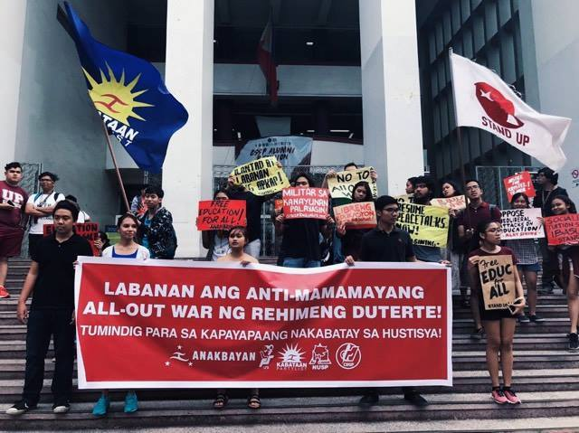 Former GMA veteran broadcaster reveals how rally organizers and protesters make money from rally