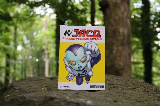 Akira Toriyama - Jaco z Galaktycznego Patrolu