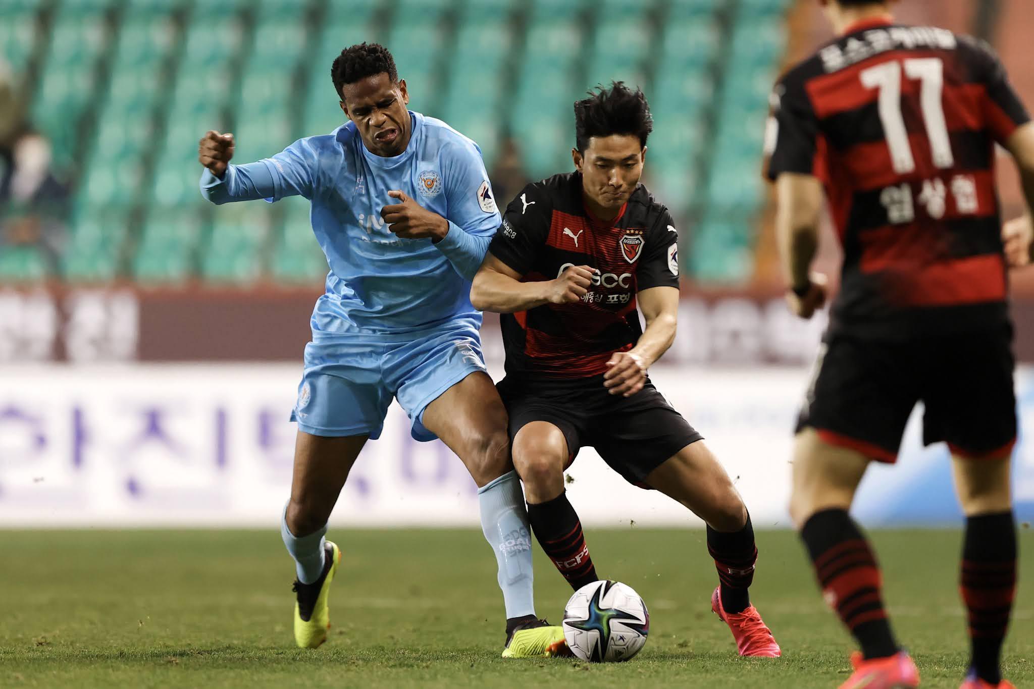 Pohang Steelers Vs Daegu FC