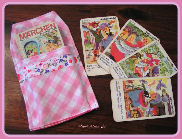 Playing Cards Bag - Spielkartentasche