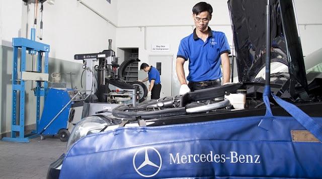 Mercedes Nha Trang có chất lượng phục vụ 5 sao