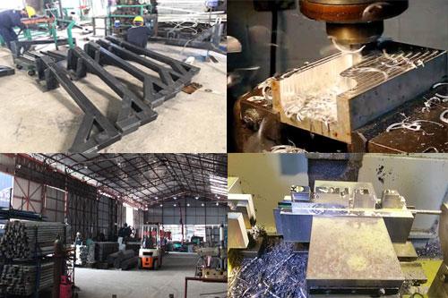 Địa chỉ xưởng gia công cơ khí hàn xì và lắp đặt tại hải phòng giá rẻ chuyên nghiệp uy tín
