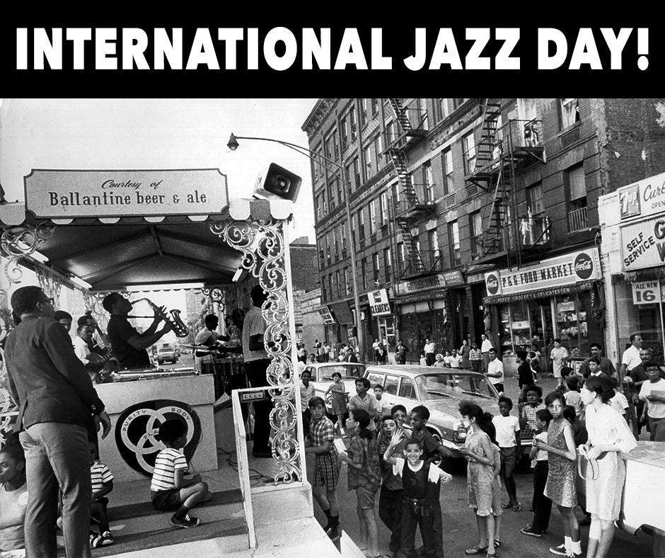 International Jazz Day Wishes Beautiful Image