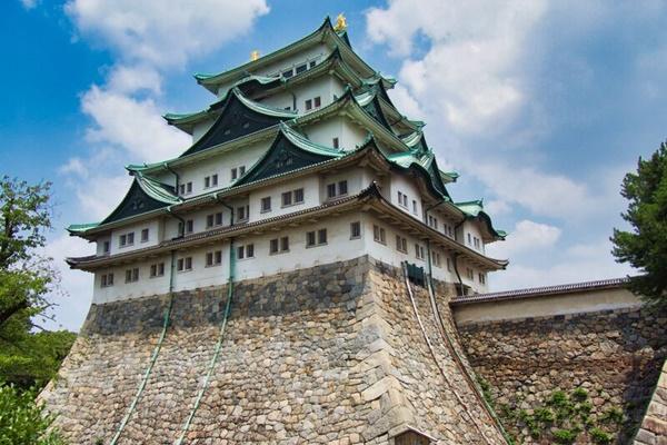 ปราสาทนาโงย่า (Nagoya Castle)