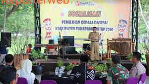 Drs.H.Adjo Sardjono Hadiri Sosialisasi Proses Tahapan Pemilukada 2020