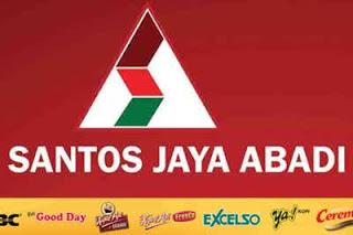 Lowongan Kerja PT Santos Jaya Abadi (Kapal Api Group)