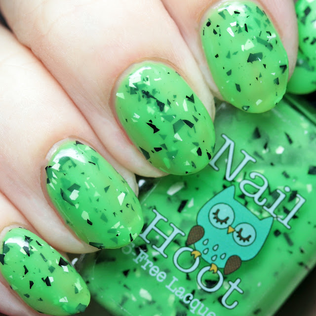 Nail Hoot Indie Lacquers Wicked