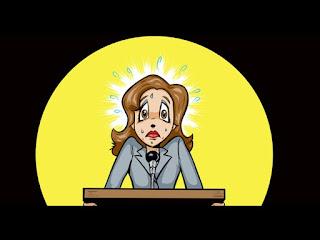 स्टेज पर बोलने के लिए अपने डर को कैसे दूर करें ( Stage Fear │ Stage Fright │ 4 Tips in Hindi )