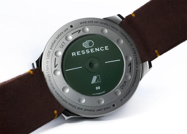 Ressence Type 5X