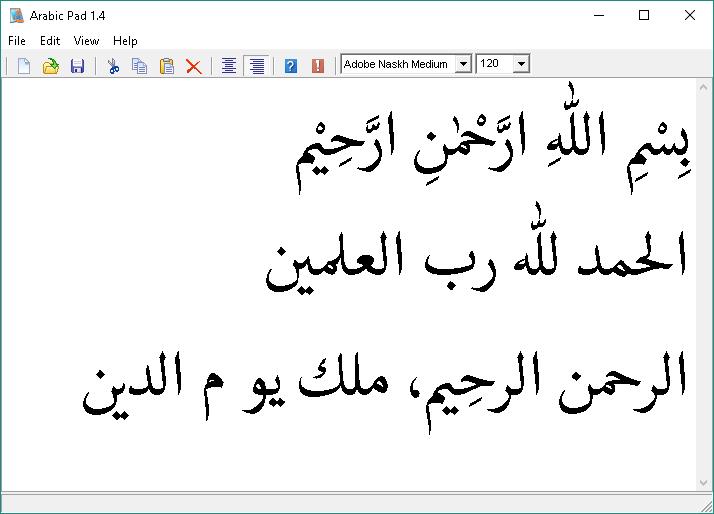 how to use ArabicPad for Photoshop, cara membuat tulisan Arab di Photoshop