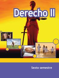 Derecho II Sexto Semestre Telebachillerato