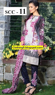 Sifona Digital Cambric Cotton Collection for Winter 2016-17