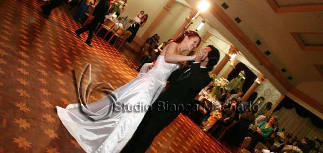 fotos de valsa casamento