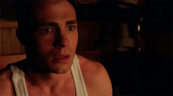Roy Harper en Arrow 3x05
