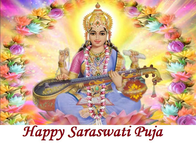 saraswati ka photo