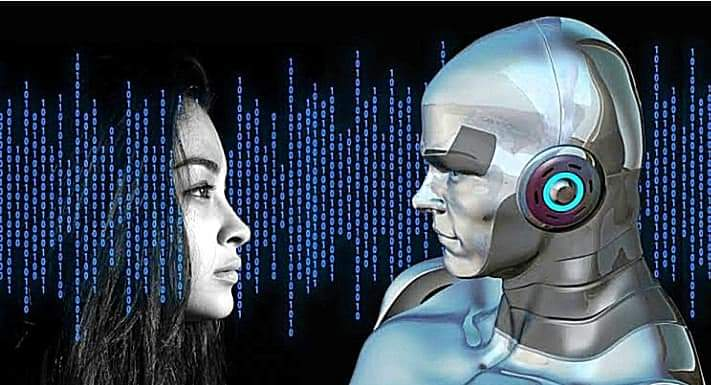 """الذكاء الإصطناعى وأول مذيعة أفتراضية""""روبوت"""""""