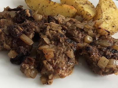 pieczona wołowina na obiad