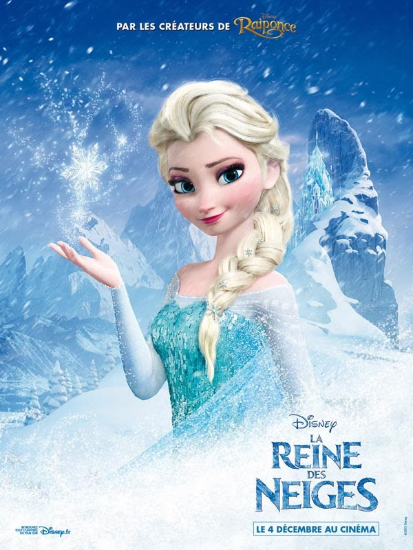 Lyric disney songs lyrics : Ma Nouvelle Vie en France - My New Life in France: Frozen