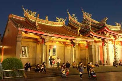 Kumpulan Tempat Wisata Di Taiwan yang Tidak Boleh Terlewatkan
