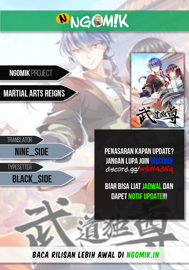 Martial Arts Reigns Bahasa Indonesia Chapter 21