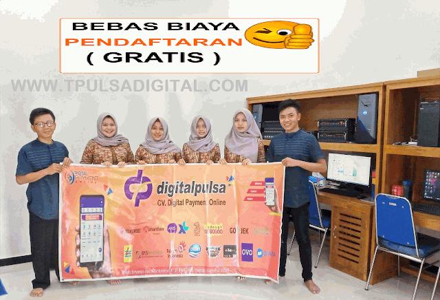 Cara Daftar Master Dealer Digital Pulsa Termurah Digital Pulsa Murah