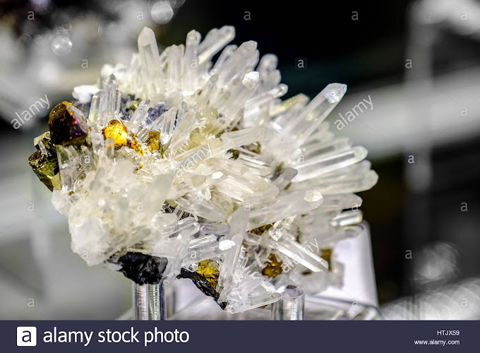 minerals stock images for sale