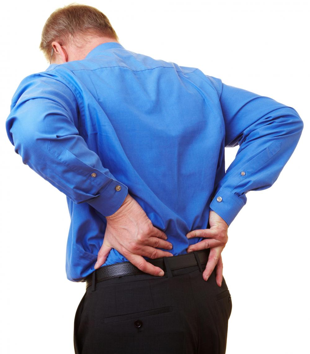 Office Related Back Pain