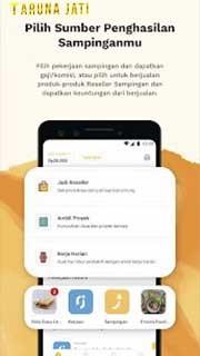Aplikasi Sampingan Bisnis Online Terpercaya & Terbaik Di Android