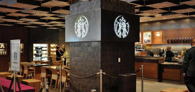 Starbucks em Las Vegas