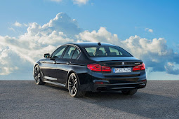 With A BMW M550i xDrive This Good, Who Needs An M5?