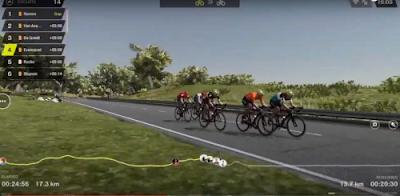 Tour de Flandes 2020 Virtual