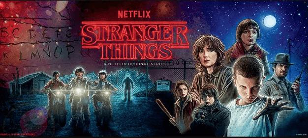 Stranger Things S01 (2016)