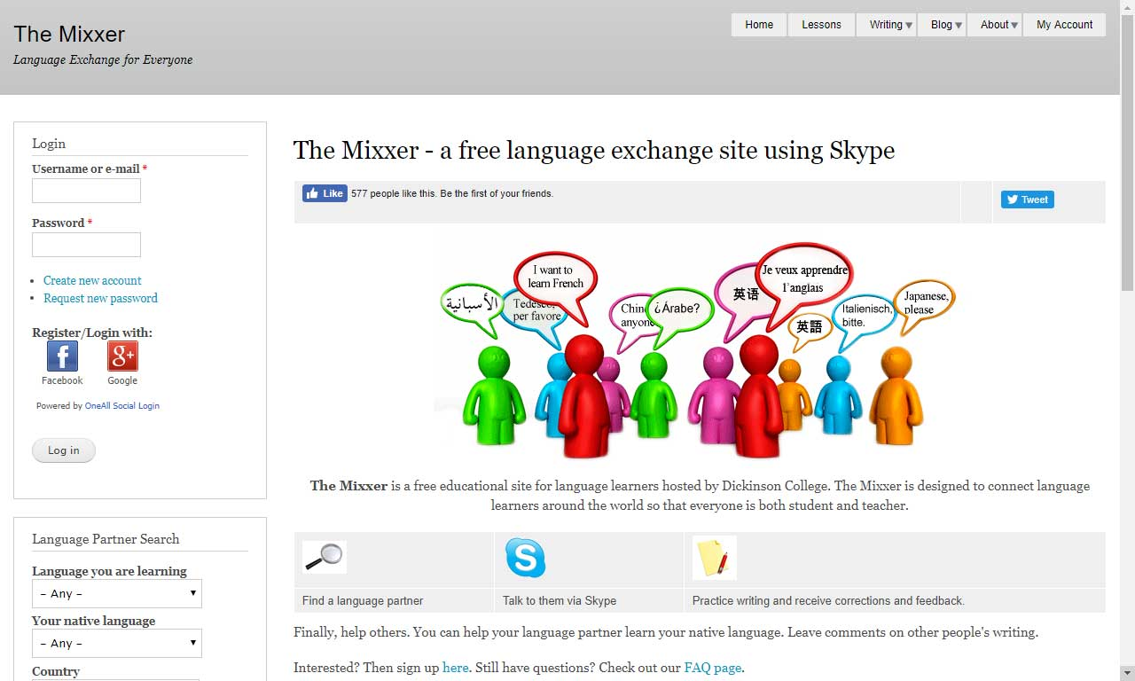 The-Mixxer-Language-Exchange-for-Everyone