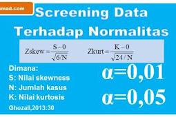 Lakukan Screening Data dan Transformasi Data Sebelum Melakukan Analisis Kuantitatif