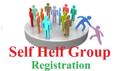 Self Helf Group Registration